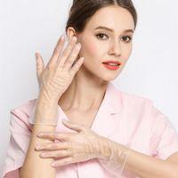 Latex Nitril-Handschuhe 2020 Universal-Reinigungshandschuh Anti-Säure Multifunktionale Küche Lebensmittel Kosmetik Einweghandschuhe DHA265