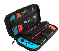 للحصول على نينتندو تحويل حالة وحدة التحكم المعمرة لعبة بطاقة التخزين حقيبة حقيبة حمل الصلبة EVA حقيبة قذيفة المحمولة حمل الحقيبة حقيبة واقية