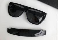 Gafas de sol de diseñador al por mayor-moda gafas de protección extraíbles marco de protección gafas ornamentales verano uv400 lente de protección al aire libre de calidad superior