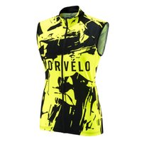 Morvelo Womens Gilet Yellow black summer sleeveless vest bike ladies Cycling vest jersey Bicycle Ropa ciclismo Shirt Clothing
