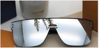 Nouvelles lunettes de soleil 2327 Sunglass Gafas de Sol Sunglass façons Ellipse Box Sunglasses Hommes Femmes Sun Lunettes Couleur Oculos avec boîte