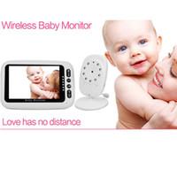4,3-дюймовый дисплей Беспроводная детская камера монитор смарт-дети мониторы видеозащитные камеры 2 Way Talk New Vision Nanny Cam