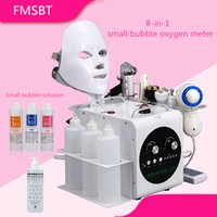 Hot sale 8 in 1 small bubble oxygen injection skin rejuvenat...