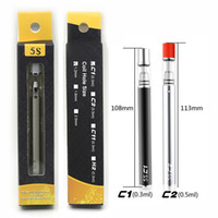 Original Mjtech 5S C1 C2 Disposable Vape Pen E Cigarette Sta...