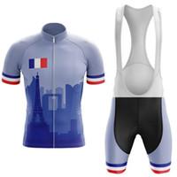Франция Новая команда Велоспорт Джерси Индивидуальные Дорожные Горные гонки Максимальная буря Велоспорт Одежда Велосипедные наборы