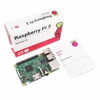 Freeshipping E14 e RS Nuova Versione Raspberry Pi 3 Modello B consiglio 1GB LPDDR2 BCM2837 Quad-Core Ras PI3 B, PI 3B con WiFi Bluetooth