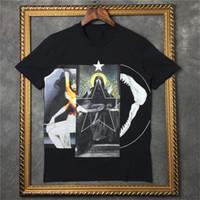 Mens-Sommer-T-Shirt-Mode-Männer Stylist T Shirt Kurzarm 3D-Druck-Qualitäts-T-Shirt Hip Hop Männer Frauen T-Shirts