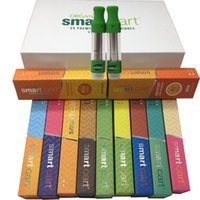Smart Bud Carts Packaging Smartbud Vape Carts 510 Thread Vap...