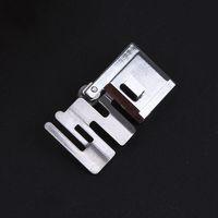 Notions de couture Outils 1 PC Bande de cordon élastique Tissu Stretch Stretch Domestic Machine Presse à pied Snap on DIY Accessoires