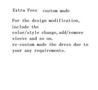 Дополнительные сборы по модификации дизайна для принцессы платья платья цветок