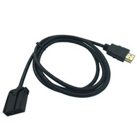 Best- selling car HD audio and video dedicated cable hdmi E t...