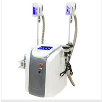 2019 Dual handles Cryolipolysis Freeze Fat Lipolaser Cavitat...