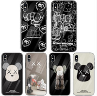 New Designer Brand Tempered Glass Mirror cartoon Cell Phone ...
