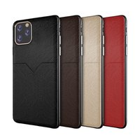 Leather phone case for iphone 11 pro XR XS MAX X 6S 7 8 plus...