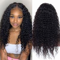 Perucas de renda humana curly 10a grau brasileiro virgem malaio macio cabelo humano lace peruca dianteira com cabelo bebê pêlos cheios perucas branqueadas nós