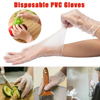 Elastic Food Disposable Gloves for Work Outdoor Protective H...