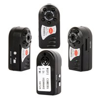 Q7 WIFI P2P IP Mini DV камера беспроводной пульт дистанционного домашнего видеонаблюдения видеокамера ИК ночного видения обнаружения движения Мини камера автомобильный видеорегистратор