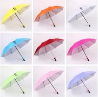 Botella de vino Paraguas plegable creativo viaje engranaje de la lluvia publicidad personalizada Parasol ultravioleta del Plata Coloidal Kid lluvioso asoleado Paraguas regalos D6920