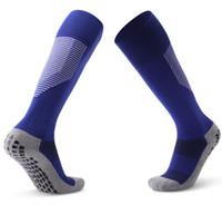 мужчины Футбол Дозирование Противоскользящего футбольные носки утолщенного полотенце дна гольфы длина удобные дышащие носки прямого фитнес yakuda