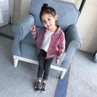2019 new autumn item girl casual jacket