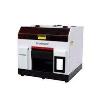 EraSmart 6 Цвет 3D-принтер УФ печатная машина УФ планшетный принтер