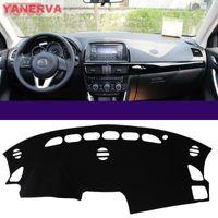 Para el Mazda CX-5 Parasol interior del tablero de instrumentos alfombra de la estera del cojín de luz cubierta Evitar