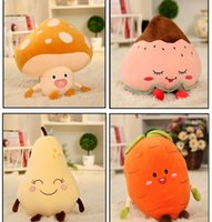 lovely fruit doll, accompany your child, safe and interesting...