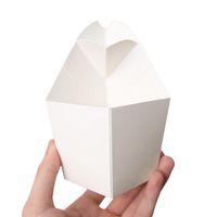 رقائق بطاطا مقلية صندوق كيس رقائق كوب حزب الوجبات الجاهزة المتاح ورقة حزمة الغذاء حامل سريع ZC0623