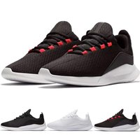 2021 Londres 5 homens correndo sapatos Viale Olympic Sports Athletic Jogging Andando Mulheres Sneakers Triplo Black White Light Luz Respirável Tariners
