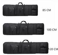 Acessórios 85 centímetros 100 centímetros 112 centímetros Rifle Airsoft Holster Caso Gun Bag Tactical Hunting Bag Outdoor Sports bolsa mochila para Camping Pesca Bag