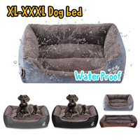 XL- XXXL Big Dog Bed Super Soft Warm Pet Bed Suitable Rectang...