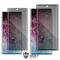 Samsung Galaxy Note 10 S10 Artı Gizlilik Temperli 9H Sertlik 2.5D Kenar Ekran Koruyucu Anti-Spy Filmi Ekran Guard Kapak noey için