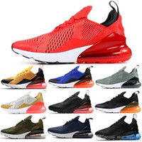 Scarpe da corsa 270s Triple White Black Warriors Habanero Red Future Philippines Donna Uomo Allenatore Outdoor Sports Sneakers