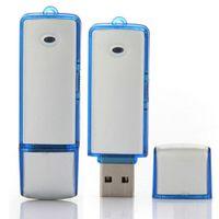 2 en 1 8G Mini USB Enregistreur vocal USB Flash Drive U disque Memory Stick