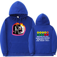 Mens Womens Fashion Designer ASTROWORLD Hooded Hoodies Lette...
