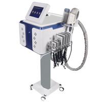 Fat Cryolipolysis Congelamento Lipo Laser máquina crioterapia 40K cavitação RF emagrecimento máquina para clínica de beleza Equipamento