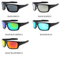 10 stücke Mann Radfahren Sonnenbrille Frauen Outdoor Sport Fahren Gläser Wind Reiten Gläser Becah Sonnenbrille 5farben Dorp Versand