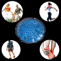 قابلة لإعادة الاستخدام ساخنة أو باردة العلاج الحراري الجليد هلام حزمة الإسعافات الأولية الرياضة لتخفيف الآلام لينة مدلك الرعاية الصحية لون عشوائي