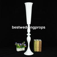 Nouvelles colonnes de mariage piliers à vendre, piliers décoratifs pour la maison, mariage piliers blancs best01155
