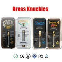 Brass Knuckles Ceramic Cartridges Connected Abracadabra Gold...