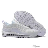 New Airs Men Maxes Scarpe 97 Undefeated x OG Sneakers Donna Maxes Sports Outdoor 97 Scarpe Black White airs scarpe casual 36-45