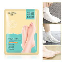 Plant Extract Feet Peel Mask Remove Dead Skin Foot Mask for ...