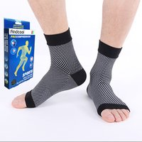 FINDCOOL Compression Foot Sleeves Plantar Fasciitis Socks fo...
