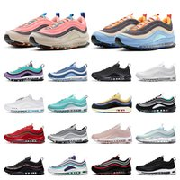Running Shoes for men CORDUROY PACK bule pink Bred White Bla...