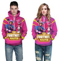Plus Size Spiel 3D Hoodie Battle Royale Print Sweatshirt Männer Frauen Mit Kapuze Pullover Fortnite Hip Hop Hoodies Herbst Mäntel Top Kleidung