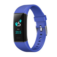 Sports Blood Pressure Heart Rate Monitor Smart Watch Pedomet...