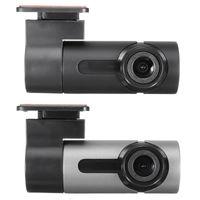 Freeshipping Mini WiFi Auto DVR 1080P FHD Nachtsicht Dash Cam Video Recorder drehbare Linse Auto Kamera Wireless Snapshot Auto Camcorder
