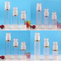 15ml 30ml 50ml White Airless Bottle Cosmetic Lotion Cream Pu...