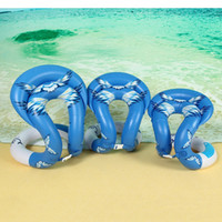 Swimming Ring U Shape Inflatable Floating Swim Rings Water P...