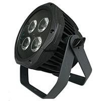 6 peças led uv luz negra pequenas luzes 4x18 W 6-em-1 RGBAW + UV lavagem à prova d 'água par pode ao ar livre conduziu a luz do estágio